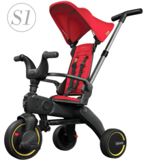 Doona Doona Liki trike S1 flame red