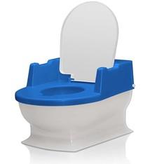 Reer Reer Sitzfritz - the mini-toilet for growing up blauw