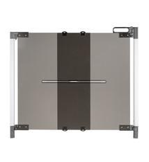 Reer Reer DesignLine ClearVision deur en traphek, Plexiglas