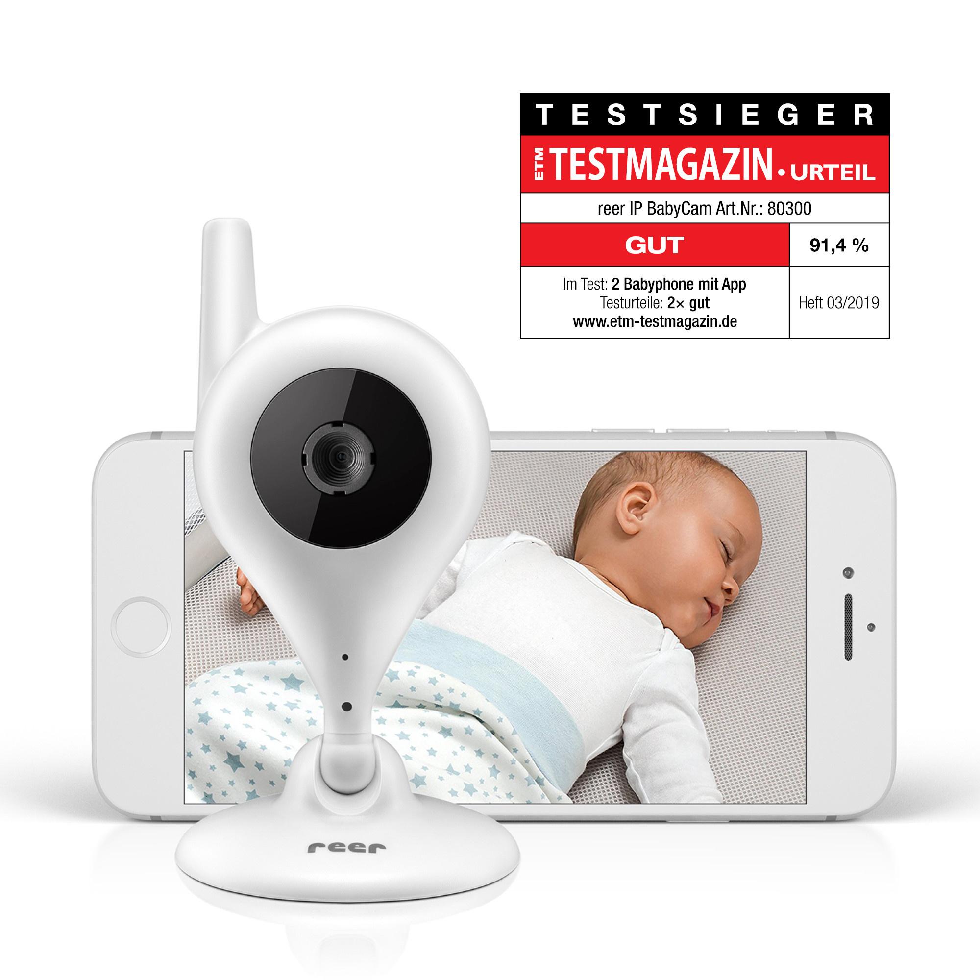 Reer Reer IP BabyCam Smart Babyphone