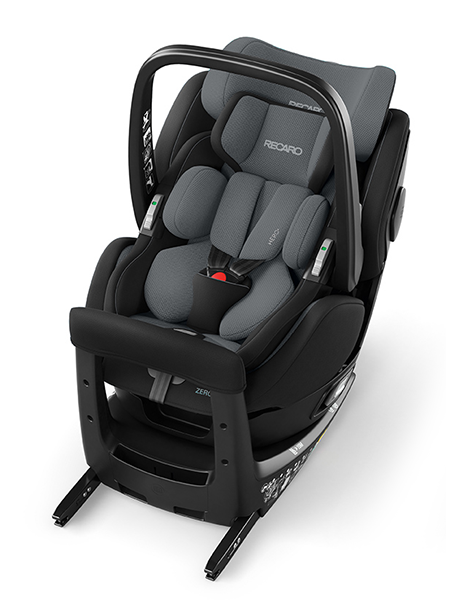 Recaro Recaro Autositz ZERO.1 Elite R129 - Ruß