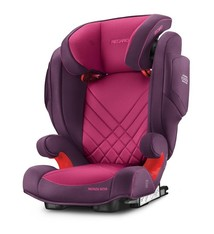 Recaro RECARO Monza Nova 2 Seatfix - Power Berry