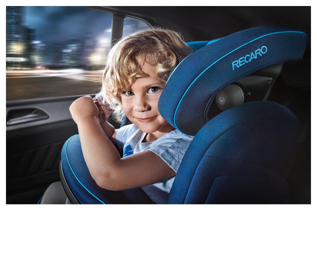 Recaro RECARO Monza Nova IS - Xenon Blue