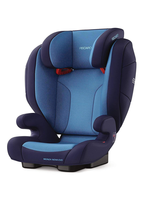 Recaro RECARO Monza Nova EVO - Xenon Blue - NO ISOFIX / ZONDER ISOFIX
