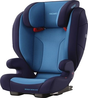 Recaro RECARO  Monza Nova EVO Seatfix - Xenon Blue