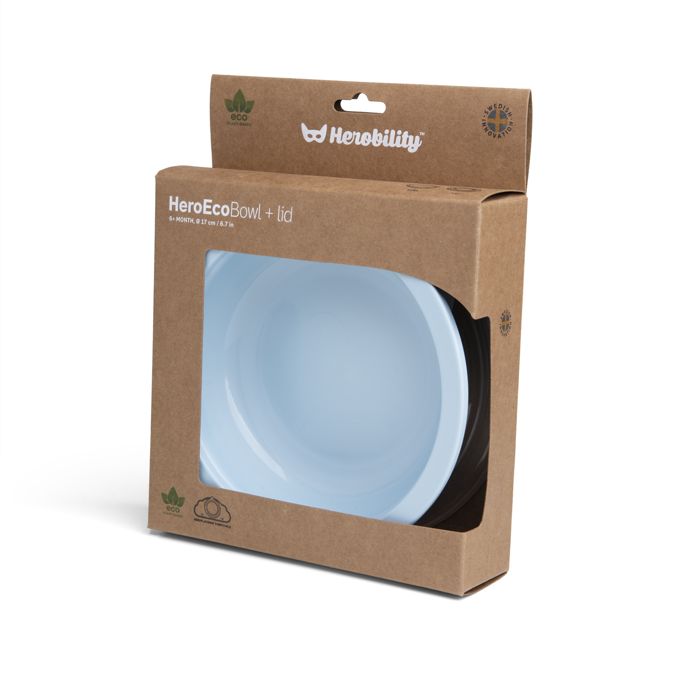 Herobility Herobility HeroEcoBowl Schüssel / Schale Blau
