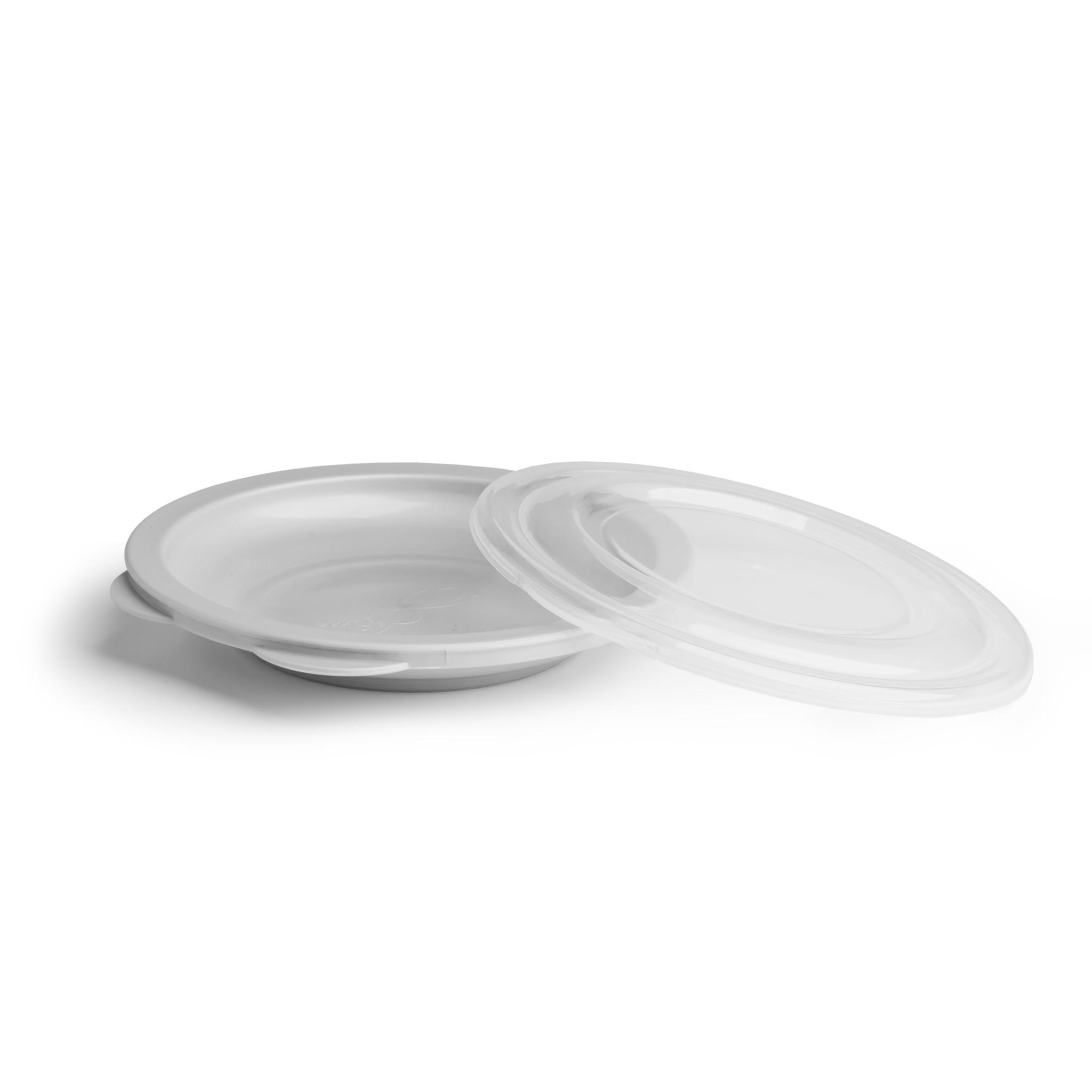 Herobility Herobility HeroEcoPlate Plate Mist Grey