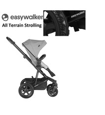 Easywalker Easywalker Harvey² All Terrain - Stone Grey