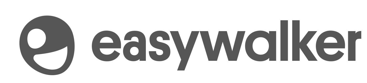 Easywalker Easywalker Harvey² All Terrain - Steingrau