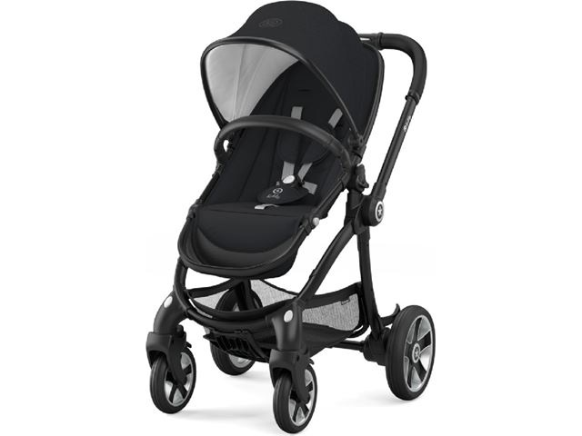 Kiddy Kiddy Evostar 1 Mystic Black