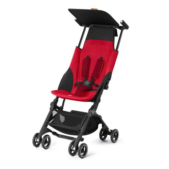 GoodBaby Goodbaby Pockit+ Dragonfire Red red