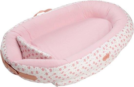 Voksi Voksi Baby Nestje Premium Rose Moon