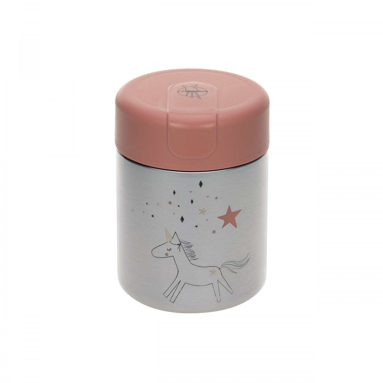Lässig Lässig Food Jar (isotherme Vorratsdose) More Magic Horse
