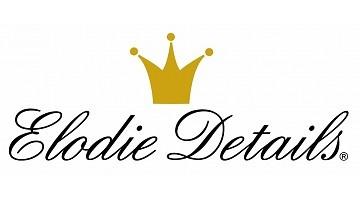 Elodie Details Elodie Details Mini Schnuller <3m Gold Shimmer