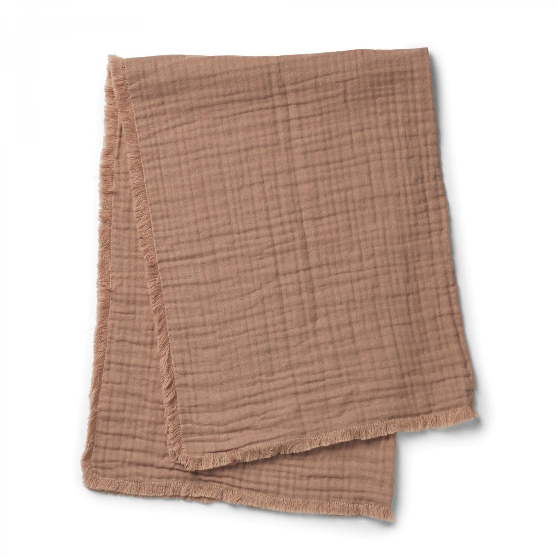 Elodie Details Elodie Decke aus weicher hydrophiler Baumwolle Faded Rose 75x100cm