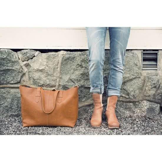 Elodie Details Elodie Luiertas Chestnut Leather