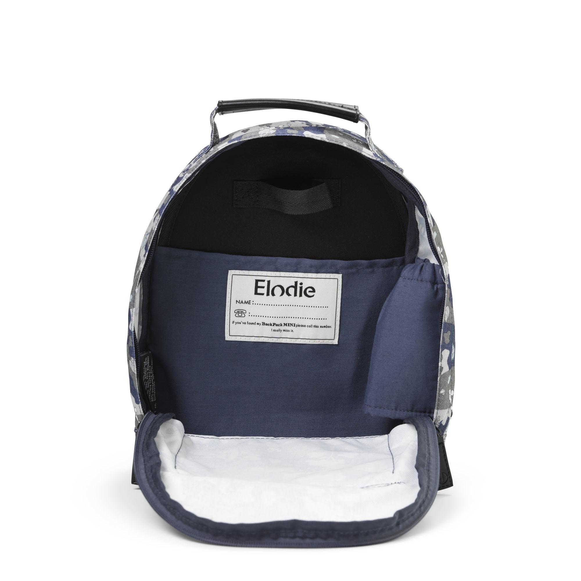 Elodie Details Elodie Rucksack MINI Rebel Pudel