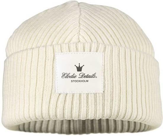 Elodie Details Elodie Details Wool Cap Vanilla White