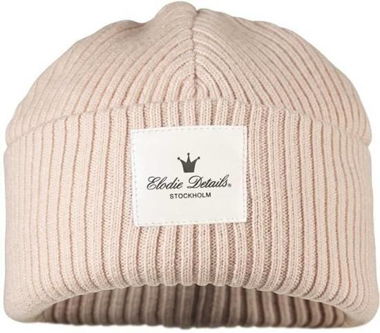 Elodie Details Elodie Details Wool Cap Powder Pink