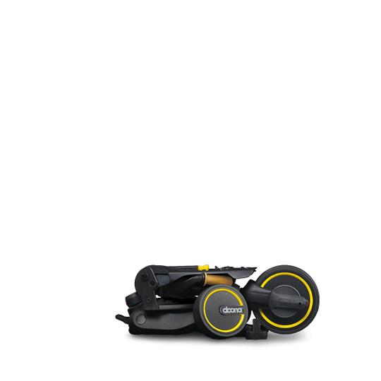 Doona Doona LIKI trike S5 Nitro Black