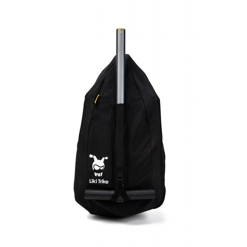 Doona Doona LIKI travelbag black / transporttas zwart