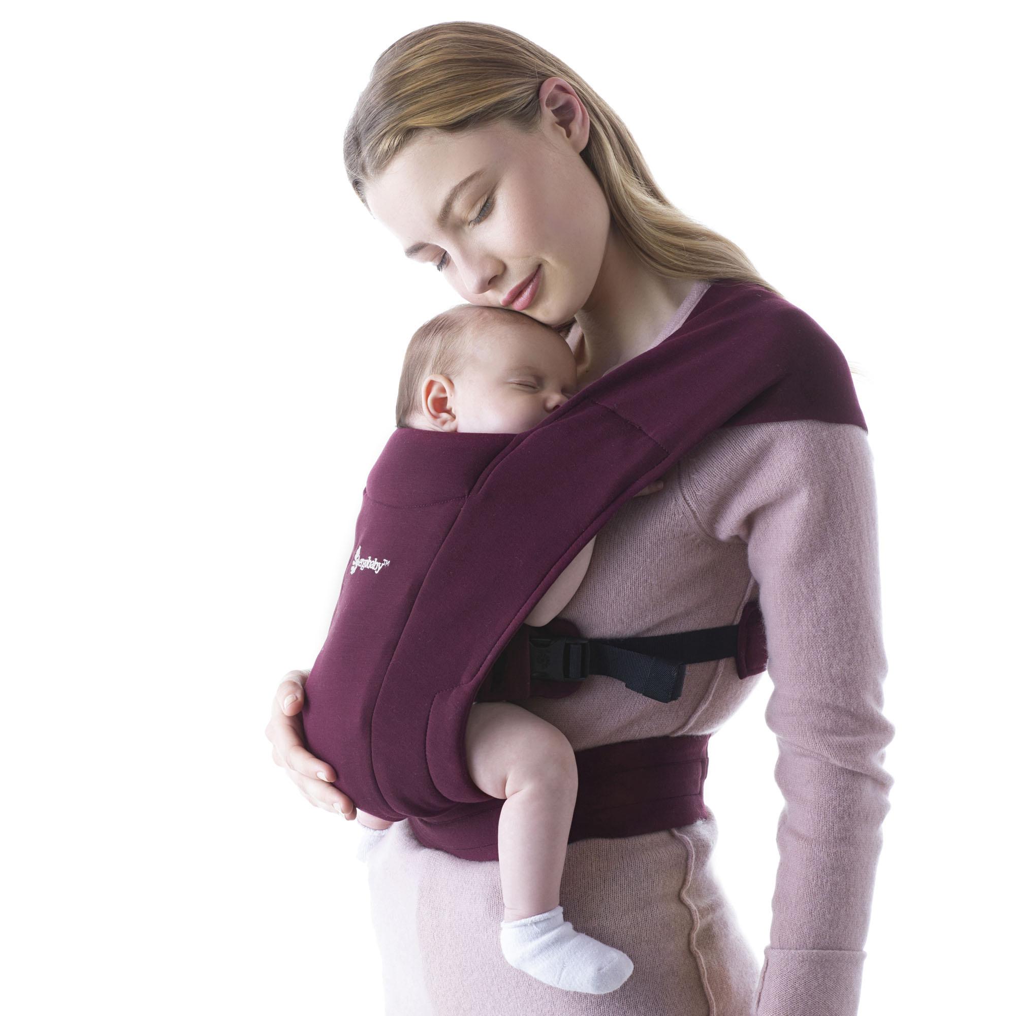 Ergobaby Ergobaby Babydraagzak Embrace Burgundy