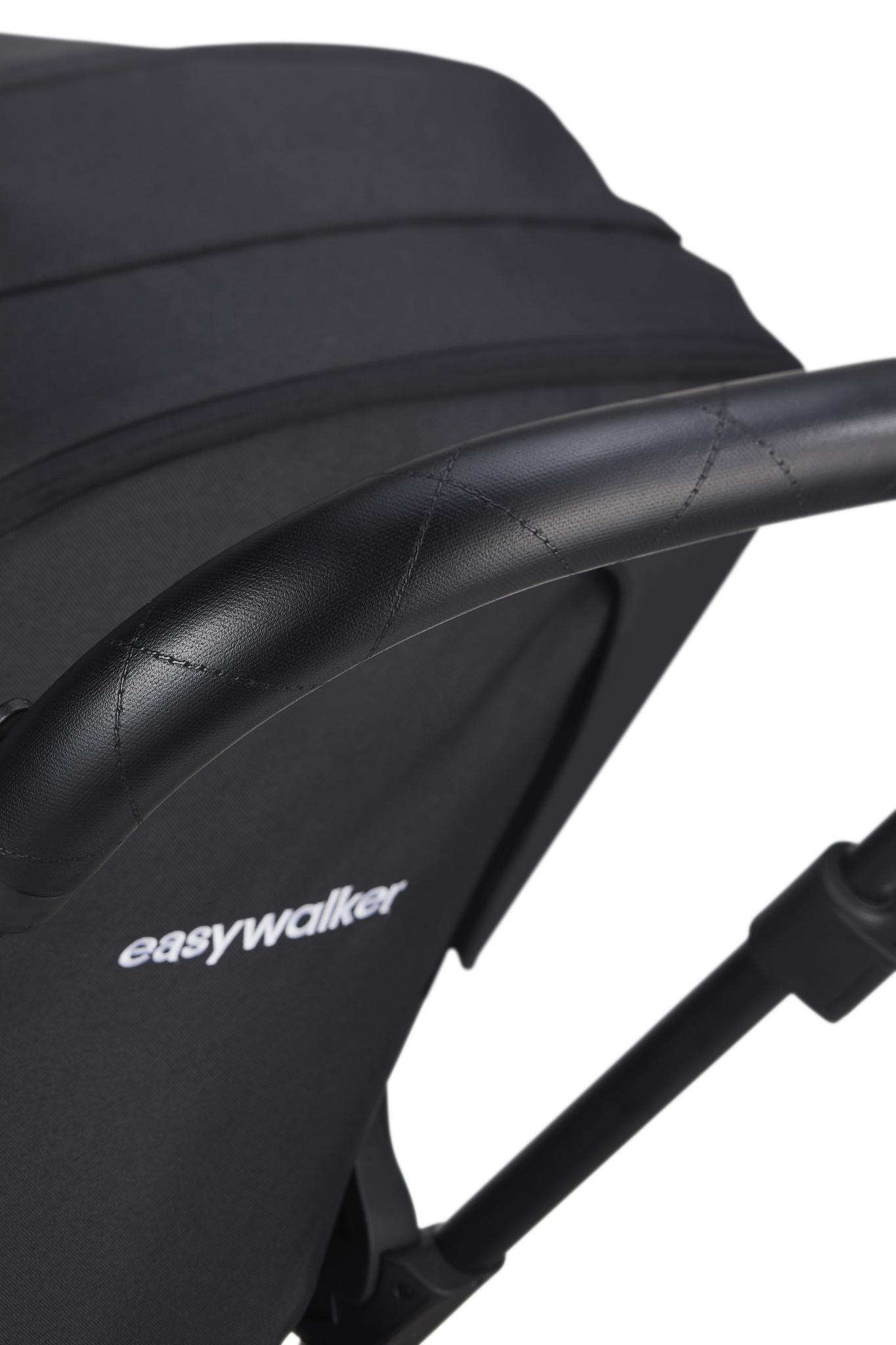 Easywalker Easywalker Harvey² Premium Onyx Black