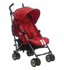 Easywalker MINI by Easywalker buggy - Fireball Red