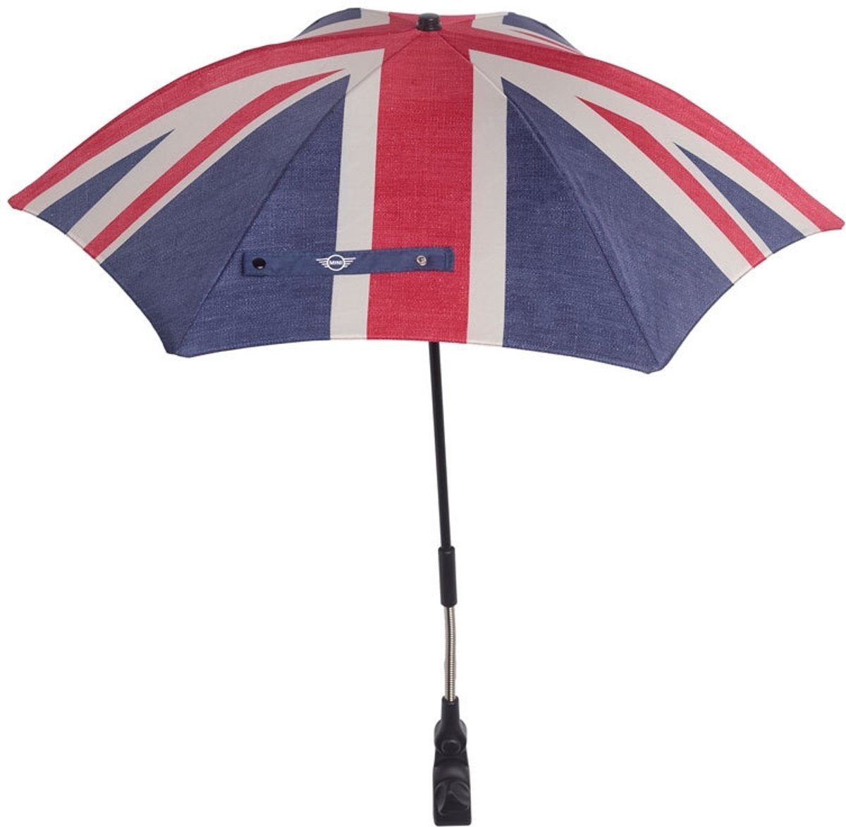 Easywalker MINI by Easywalker buggy Union Jack Vintage + voetenzak +  parasol