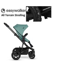Easywalker Easywalker Harvey² All Terrain - Coral Green