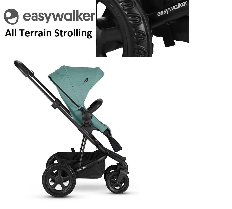 Easywalker Easywalker Harvey² All Terrain - Coral Green