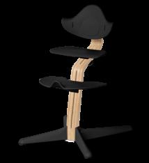 Nomi Nomi Highchair zwart (alleen kunststof delen)