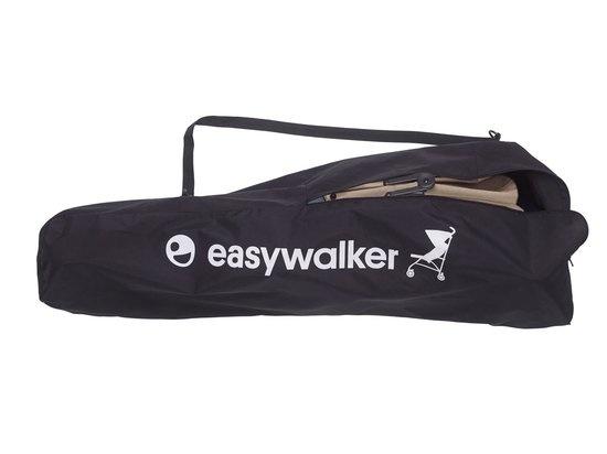 Easywalker Aanbiedings set van de best geteste Easywalker buggy+ LXRY black, de Easywalker Cocoon en de Easywalker Transporttas