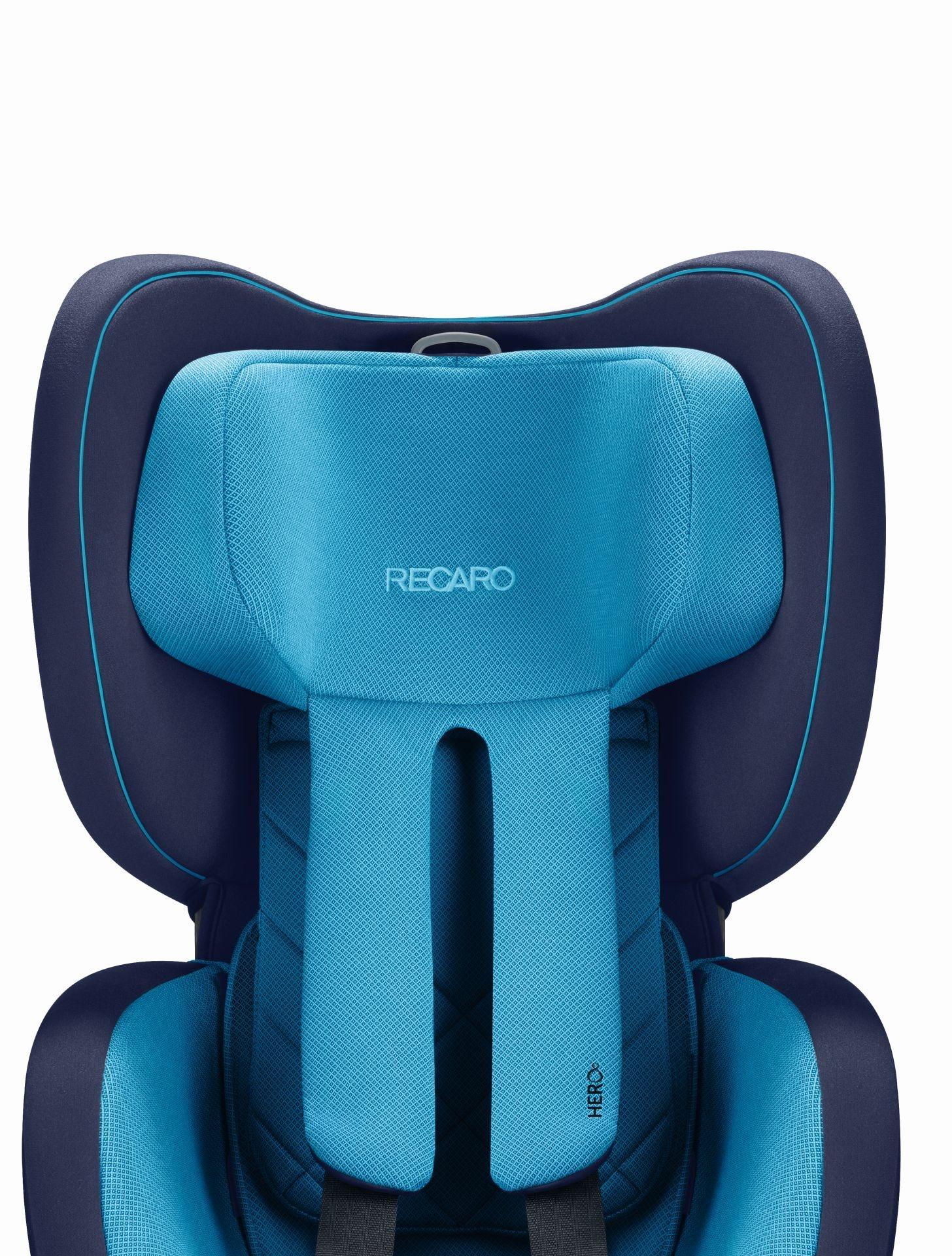 Recaro Recaro Optiafix Xenon Blue