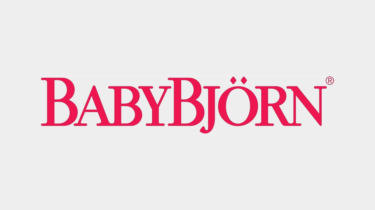 BABYBJÖRN BABYBJÖRN Wipstoeltje Bliss Duifblauw, 3D Jersey
