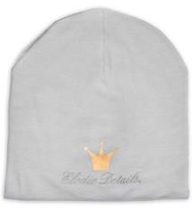 Elodie Details Elodie Details Sommer Mützen Hut Marmor Grau 0-6m