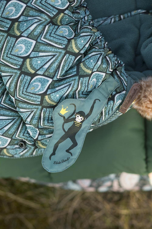 Elodie Details Elodie Details Fußsack / Overall Schlafsack für Carseat 0+ Everest Feathers 0-6m