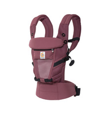 Ergobaby Babydraagzak Adapt Cool Air Mesh Plum