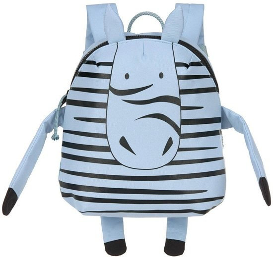 Lässig Lässig Backpack / Rugzak About Friends Kaya Zebra
