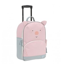 Lässig Lässig Trolley Über Freunde Bo Pig