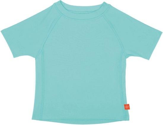 Lassig Short Sleeve Rashguard girls Aqua 12 months
