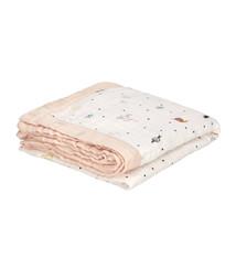 Lässig Lässig Heavenly Soft Blanket Garden Explorer Mädchen 100 x 100 cm