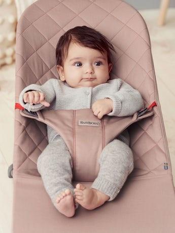 BABYBJÖRN BABYBJÖRN Wipstoeltje Bliss -  Oudroze Cotton