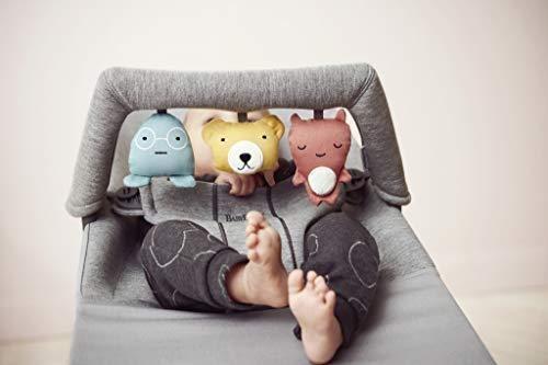 BABYBJÖRN BABYBJÖRN Spielzeug für Baby Bouncer Cuddly Friends
