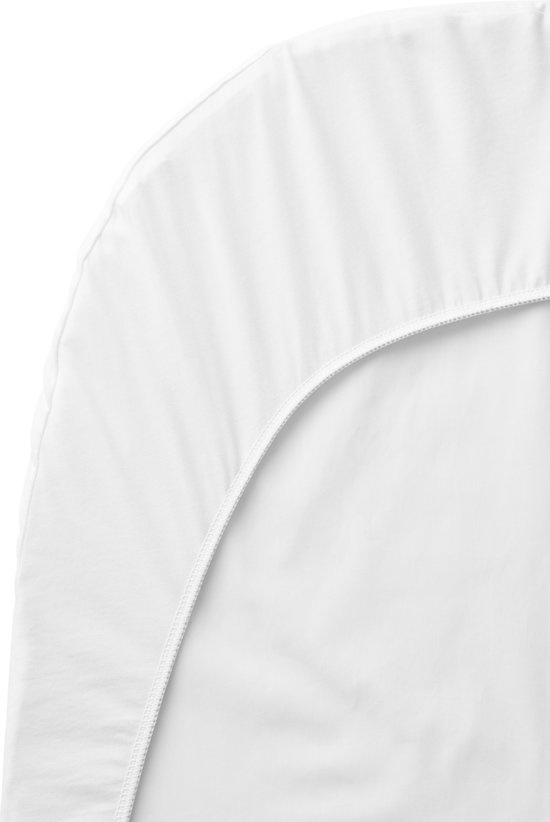 BABYBJÖRN BABYBJÖRN Matratzenbezug für Kinderbett Weiß, Bio