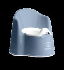 BABYBJÖRN BABYBJÖRN Töpfchensitz Tiefblau / Weiß