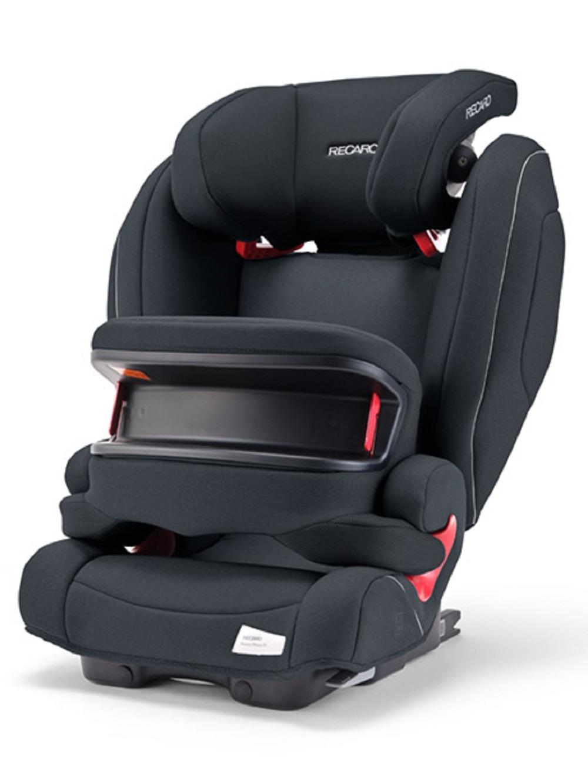 Recaro Recaro Monza Nova IS Seatfix Prime Mat Black