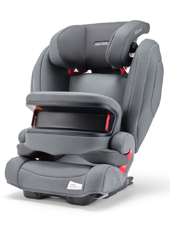 Recaro Recaro Monza Nova IS Seatfix Prime Silent Grey