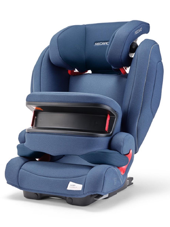 Recaro Recaro Monza Nova IS Seatfix Prime Sky Blue