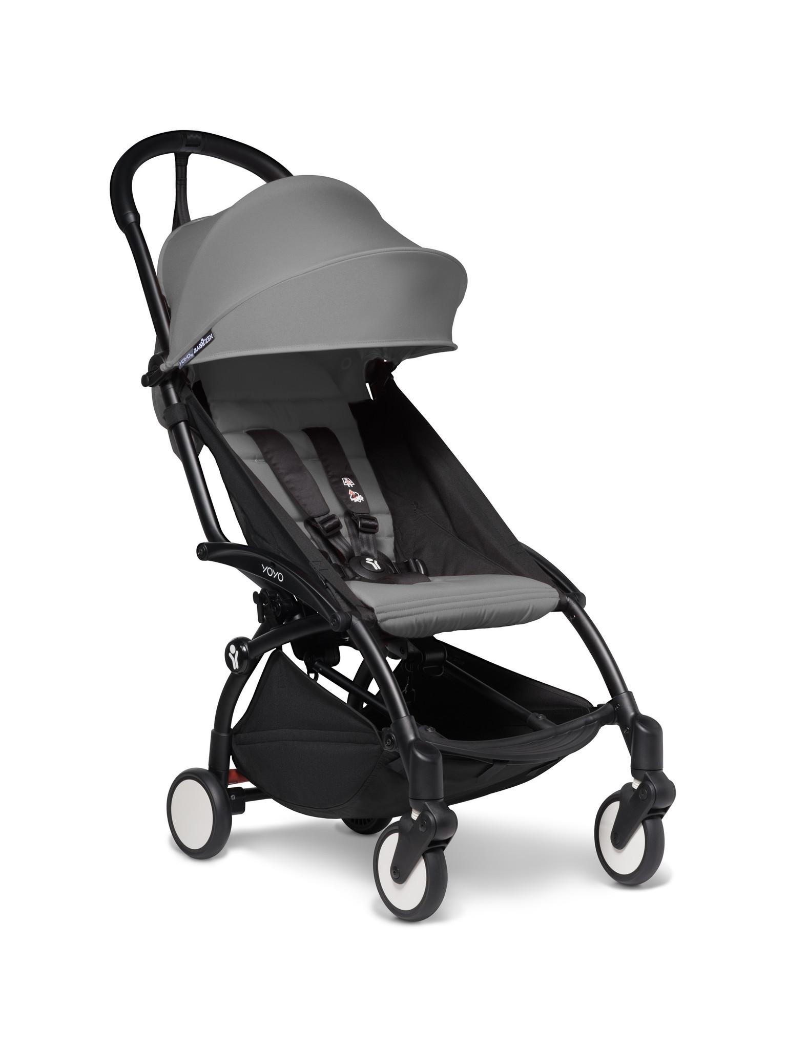 Babyzen Babyzen YOYO² buggy 6+ grijs frame zwart